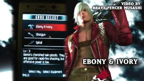 Devil May Cry 3 Mobile 3D All Secret Weapons