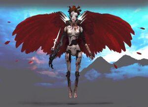 Harpy CA 01 DmC