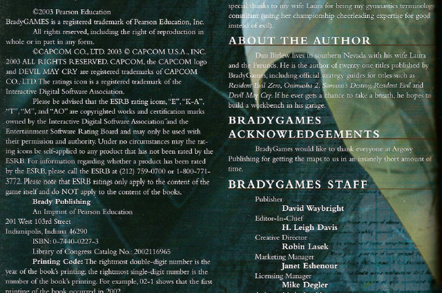 File:DMC2 Brady Games Last page screenshot 1.png