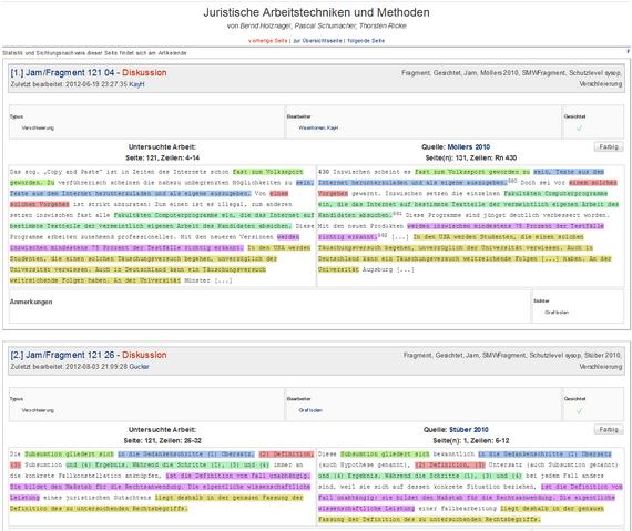 Datei:Vorgestelltes Wiki VroniPlag Screen 1.png