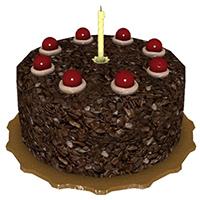 FFF15-Kuchen