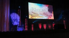 RingCon2015 Bühne