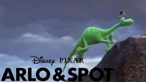 Arlo & Spot - Trailer