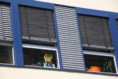Umzug Fensterblick