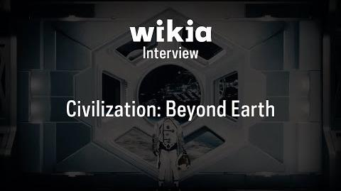 "Wikia-Interview Lena Brenk, Lead Producer von ""Sid Meier's Civilization Beyond Earth"""