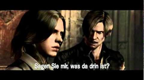Resident Evil 6 (2012) - Offizieller Trailer - Deutsch