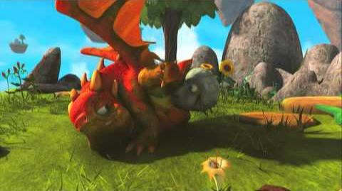 Skylanders Spyro's Adventure - Introduction Cutscene