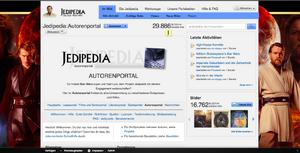 Autorenportal der Jedipedia
