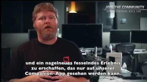 Mordors Schatten Wikia - Willkommens-Video zur offiziellen Wikia Community