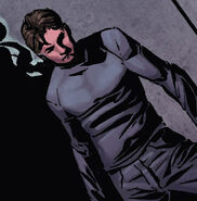Dexter killing attire in the comics