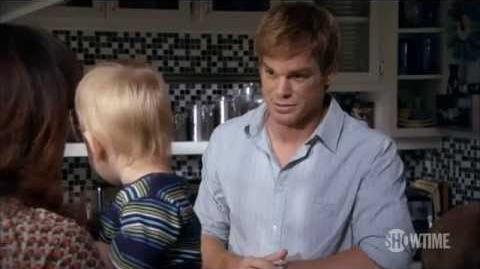 Dexter Season 5 Episode 12 Clip - Surprise