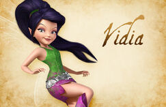 Vidia-Pirate Fairy