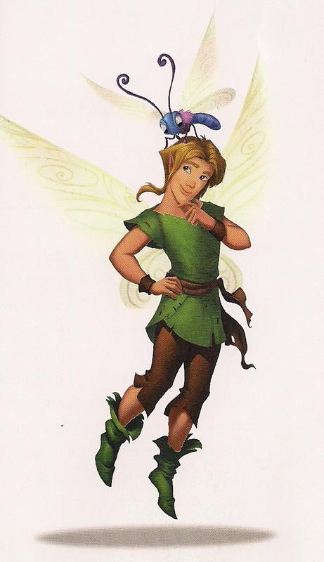 Russell Disney Fairies Wiki Fandom Powered By Wikia