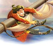 James-Pirate Fairy book