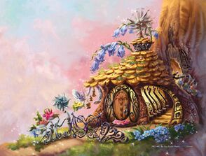 Tink's house