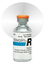 Novolin R