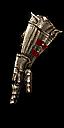 Rakkisgard Gauntlets (Crus)