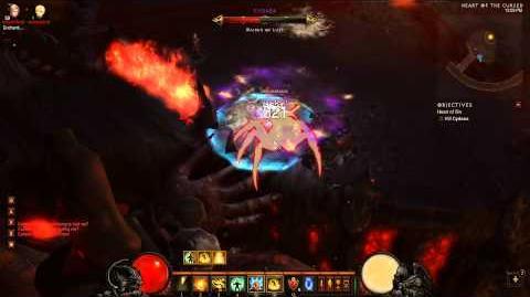 Hardcore Monk - Hell Cydaea Kill and Strat - Diablo 3
