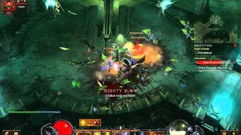 Diablo 3 RoS Events - A Diversion