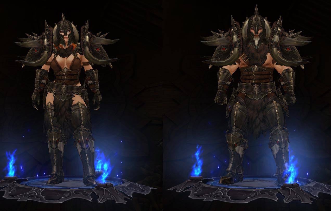 Image Result For Level Barbarian Build Diablo