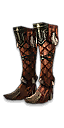 Balor Treads (Hunt)