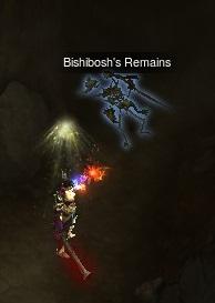 Bishibosh corpse