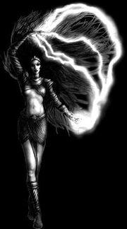 Sorceress-history