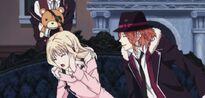 Diabolik Lovers Episode 1 - Laito and Kanato Screenshot 3