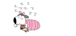Cecilia sleeping - Copy