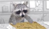 Movie Raccoon