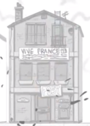 Vive France!