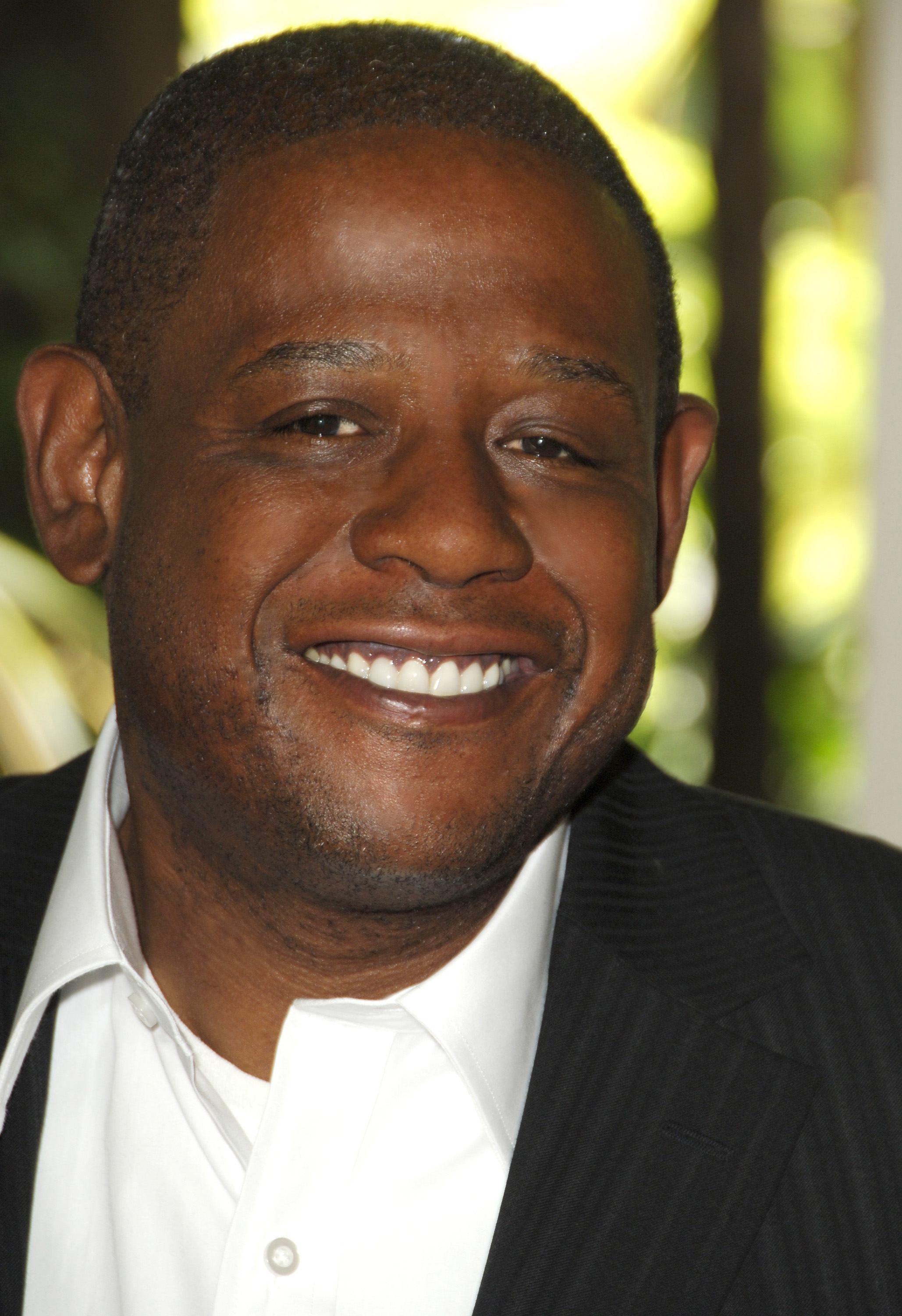¡Spider-Man se une al Universo Marvel! DHS-_Forest_Whitaker