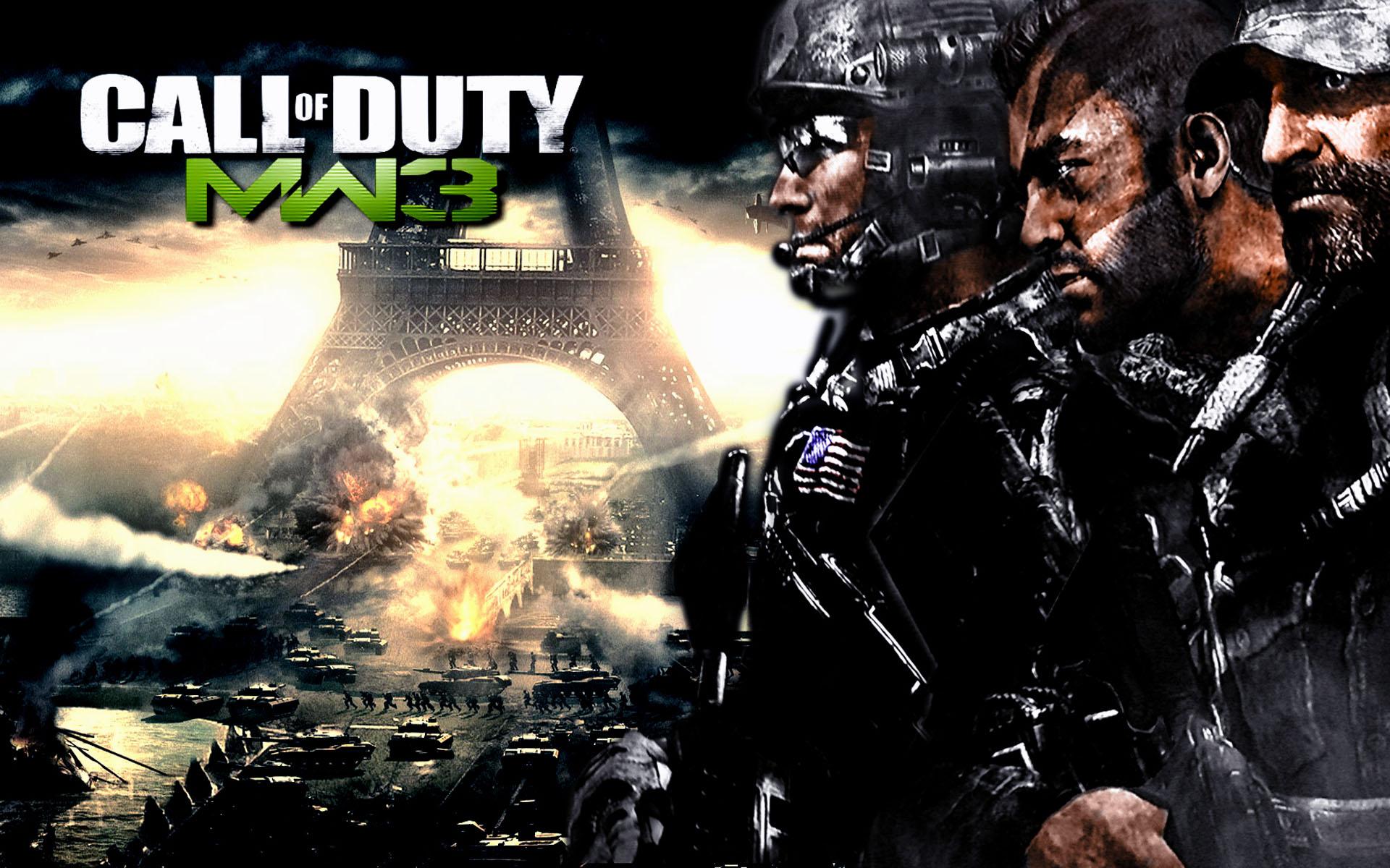 Call of Duty Modern Warfare 4 Wallpaper Call of Duty Modern Warfare 3