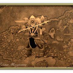 Telistan Morgensonne - Konstantin Grauscheins dritter Mentor