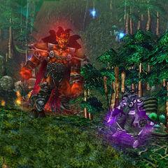 Warcraft III: Illidan und Kil'jaeden