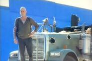 Keith Adams- Die Hard 4 stunt driving double