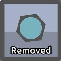 Removed Grey