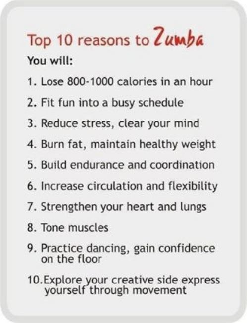 A Diet Plan To Do With Zumba