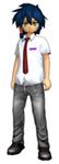 Keenan Crier (School Uniform) dm