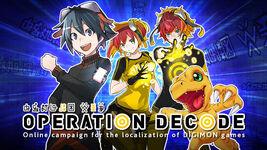 Operation Decode