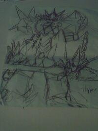 Hyper Hydramon