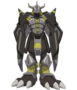 Digimon Black Wargreymon