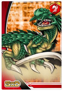 Dinorexmon 5-574 (DCr)