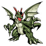 Coredramon (Green) b