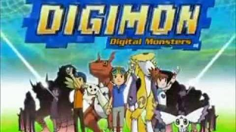 Digimon Tamers Opening English