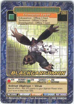 BlackGargomon Bo-278 (DB)
