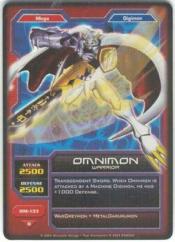 Omnimon DM-133 (DC)