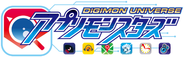 File:Digimon Universe - Appli Monsters logo.png