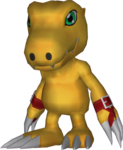 Agumon (2006 anime) dm