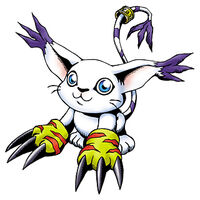 Gatomon b